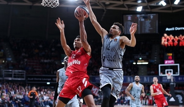 RS03 Report: Lo, Bayern blow out ASVEL by 41