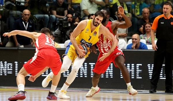 RS03 Report: Maccabi downs Zvezda in overtime