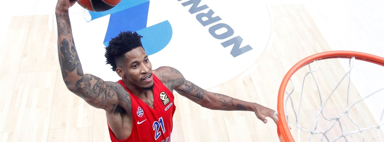 CSKA loses Clyburn to ACL injury
