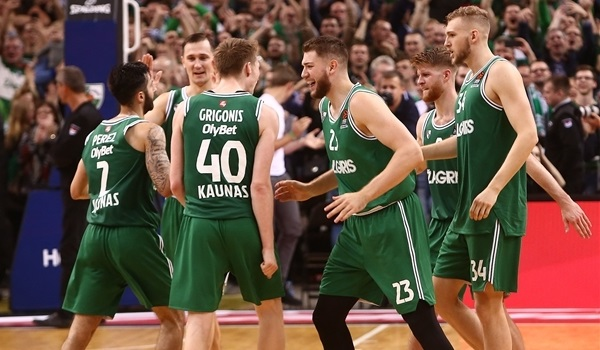 2020-21 Games to Watch: Zalgiris Kaunas