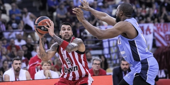 RS Round 3: Olympiacos Piraeus vs. Zenit St Petersburg