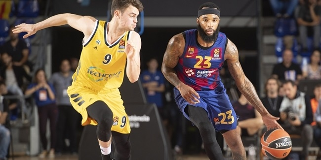 RS Round 3: FC Barcelona vs. ALBA Berlin