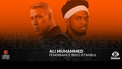 The Crossover podcast with Ali Muhammed