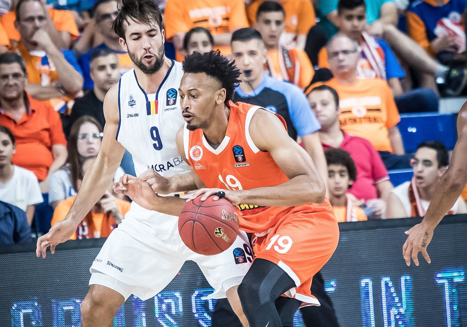 Johnathan Williams - Maccabi Rishon Lezion (photo Rishon) - EC19