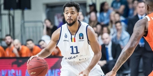 Clevin Hannah, Andorra: 'The EuroCup is high-level basketball'