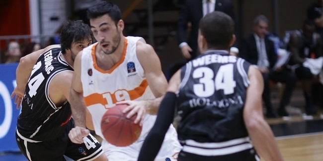 7DAYS EuroCup, Regular Season Round 4: Promitheas Patras vs. Segafredo Virtus Bologna