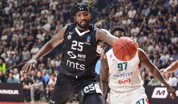 RS04 Report: Partizan holds off Lokomotiv to remain undefeated