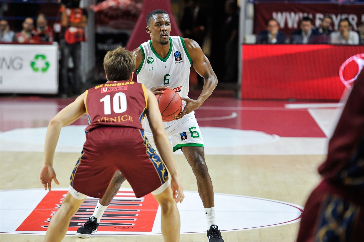 Semaj Christon - Limoges CSP (photo Reyer) - EC19