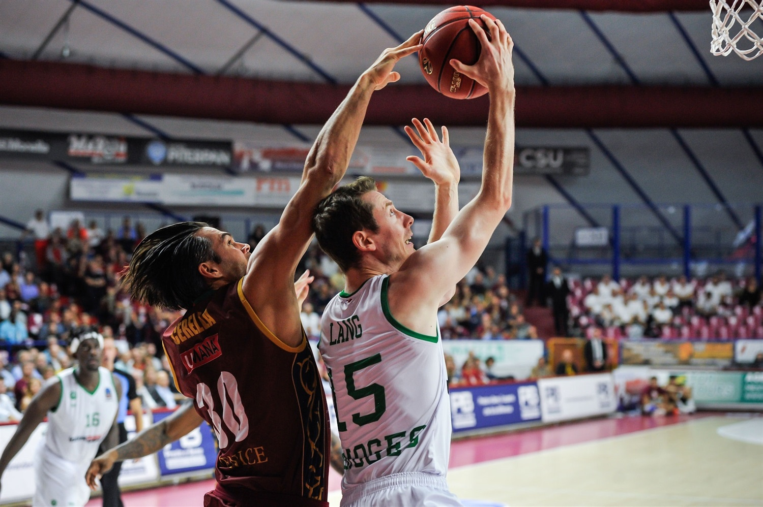 Bruno Cerella - Umana Reyer Venice (photo Reyer) - EC19