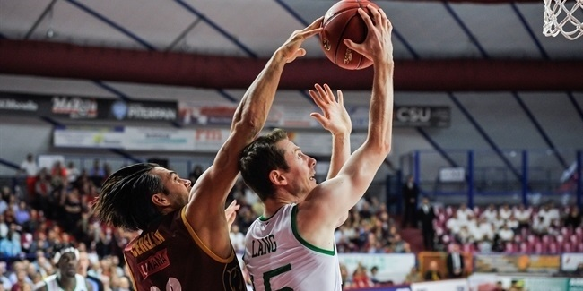 7DAYS EuroCup, Regular Season Round 4: Umana Reyer Venice vs. Limoges CSP