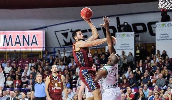RS08 Report: Reyer survives Limoges late rally for 7th straight win