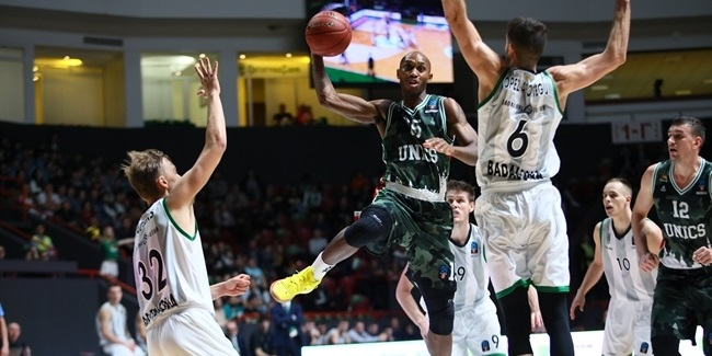 7DAYS EuroCup, Regular Season Round 4: UNICS Kazan vs. Joventut Badalona