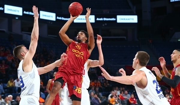 RS04 Report: Galatasaray holds off Buducnost in OT