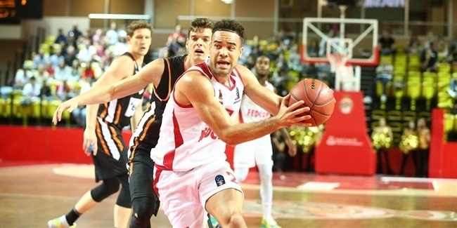 7DAYS EuroCup, Regular Season Round 4: AS Monaco vs. ratiopharm Ulm