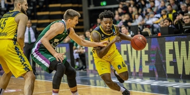 7DAYS EuroCup, Regular Season Round 4: EWE Baskets Oldenburg vs. Unicaja Malaga