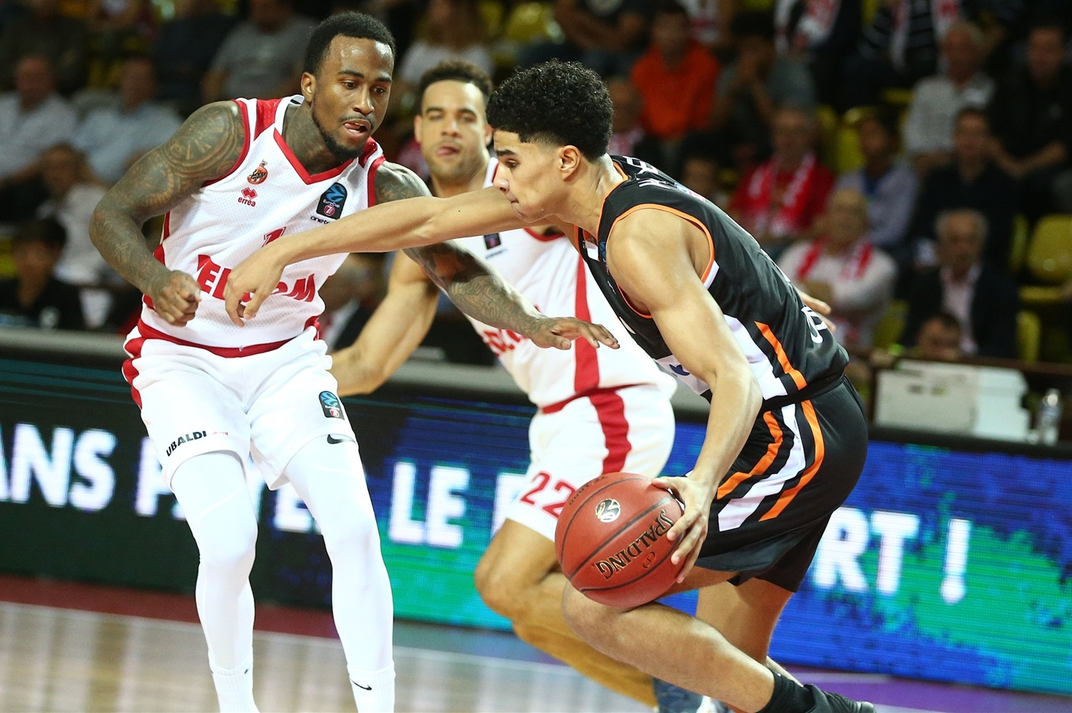 Killian Hayes - ratiopharm Ulm (photo Monaco) - EC19