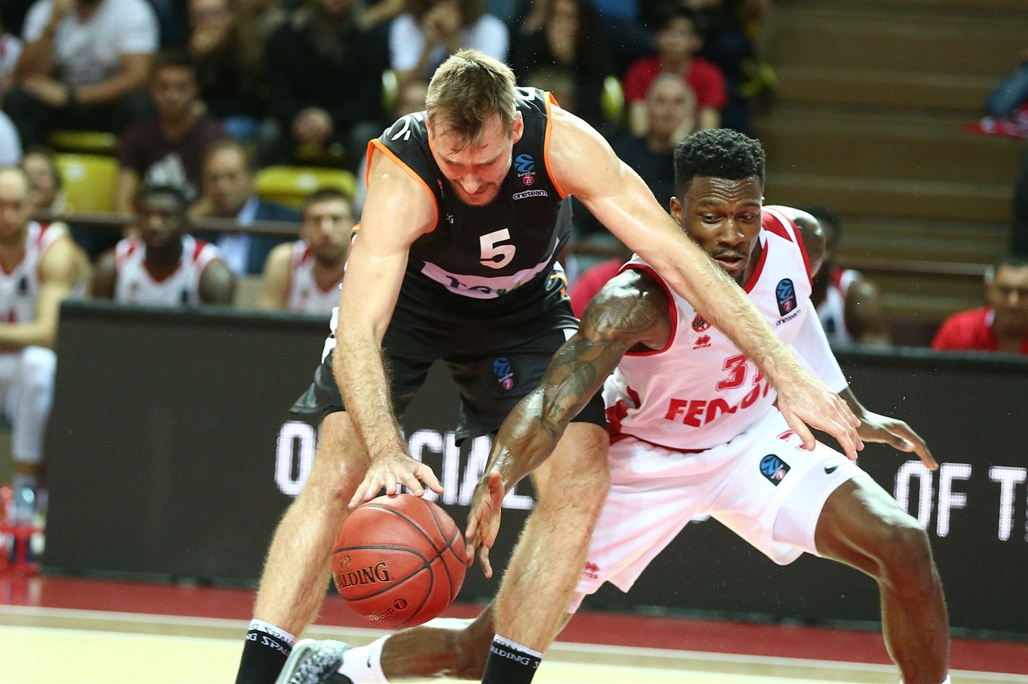 Zoran Dragic - ratiopharm Ulm (photo Monaco) - EC19