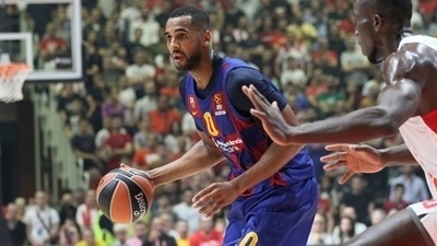 Brandon Davies, Barcelona: 'The right fit for me'