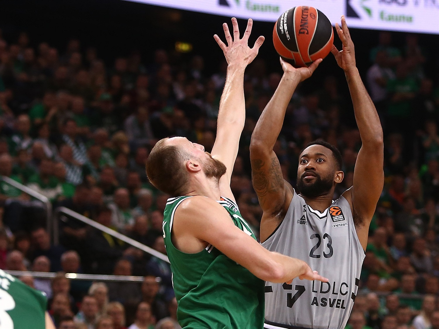 David Lighty - LDLC ASVEL Villeurbanne - EB19