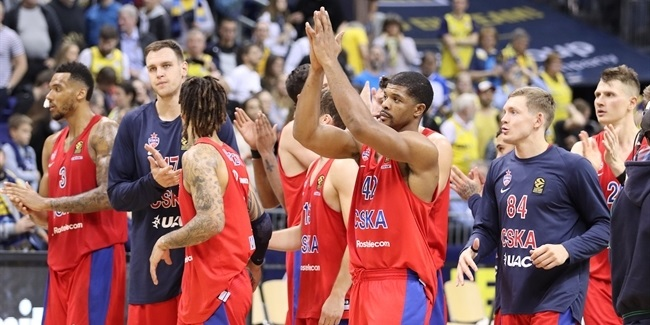 2020-21 Games to Watch: CSKA Moscow