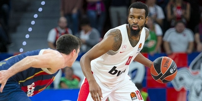 Conversation with Kevin Punter, Olympiacos Piraeus