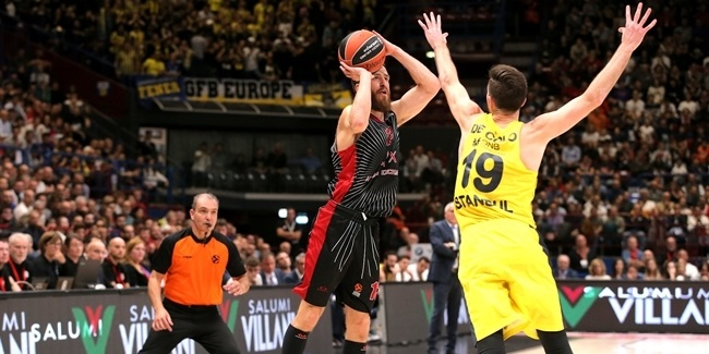 This week's games: More EuroLeague than ever!