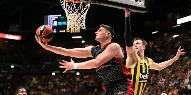 Big man Gudaitis returned in a big win