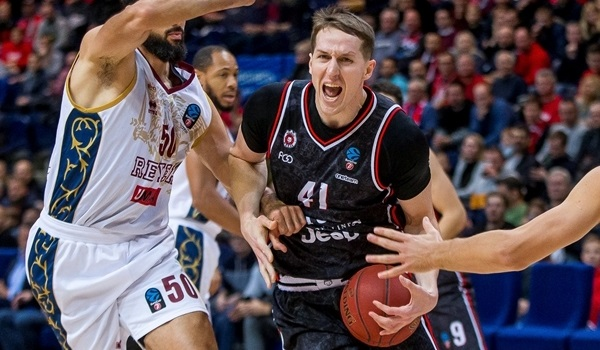 Cameron Bairstow: 'It's awesome to play here'