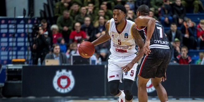 7DAYS EuroCup, Regular Season Round 5: Rytas Vilnius vs. Umana Reyer Venice