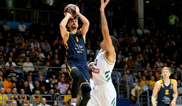 RS05 Report: Shved leads Khimki assault on Panathinaikos