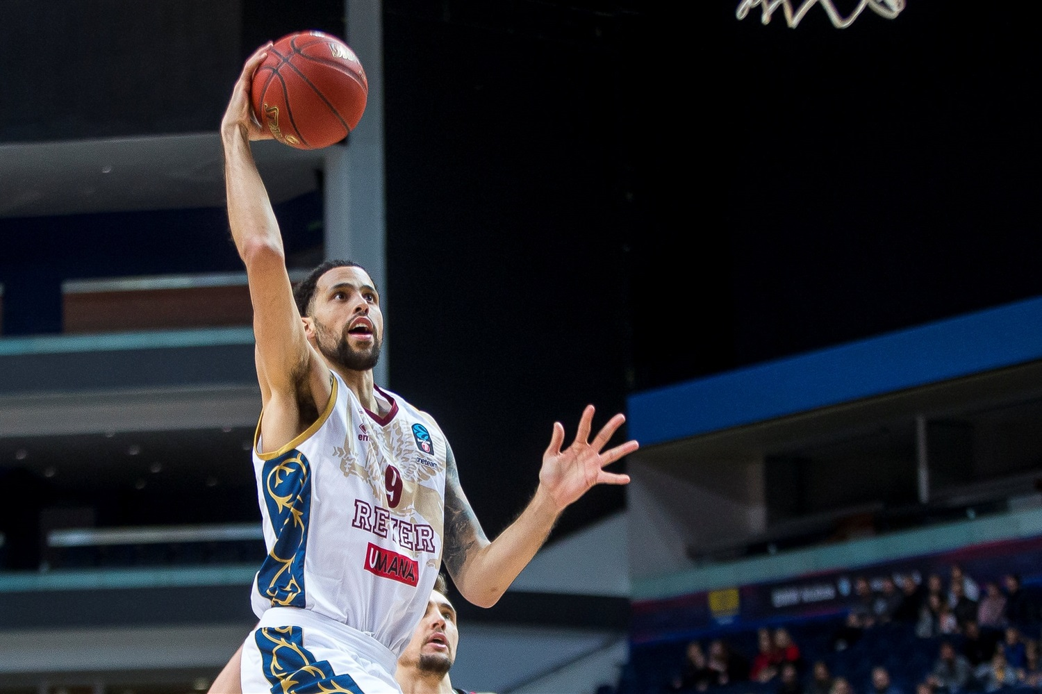 Austin Daye - Umana Reyer Venice (photo Rytas) - EC19