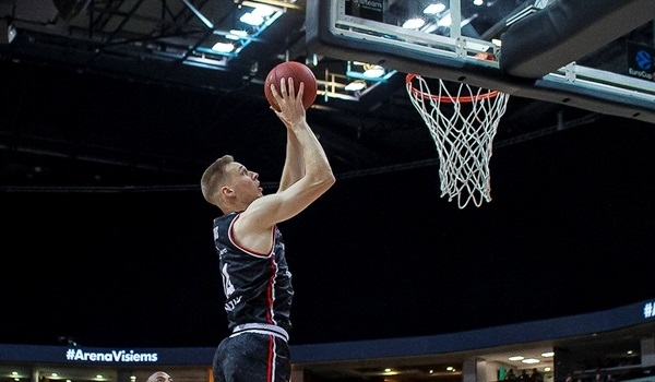 Rytas loses Echodas to injury
