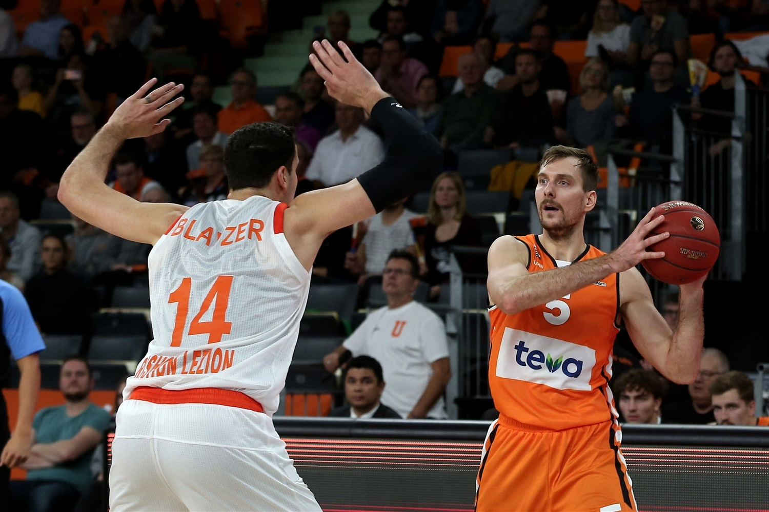 Zoran Dragic - ratiopharm Ulm (photo Ulm - Harry Langer) - EC19