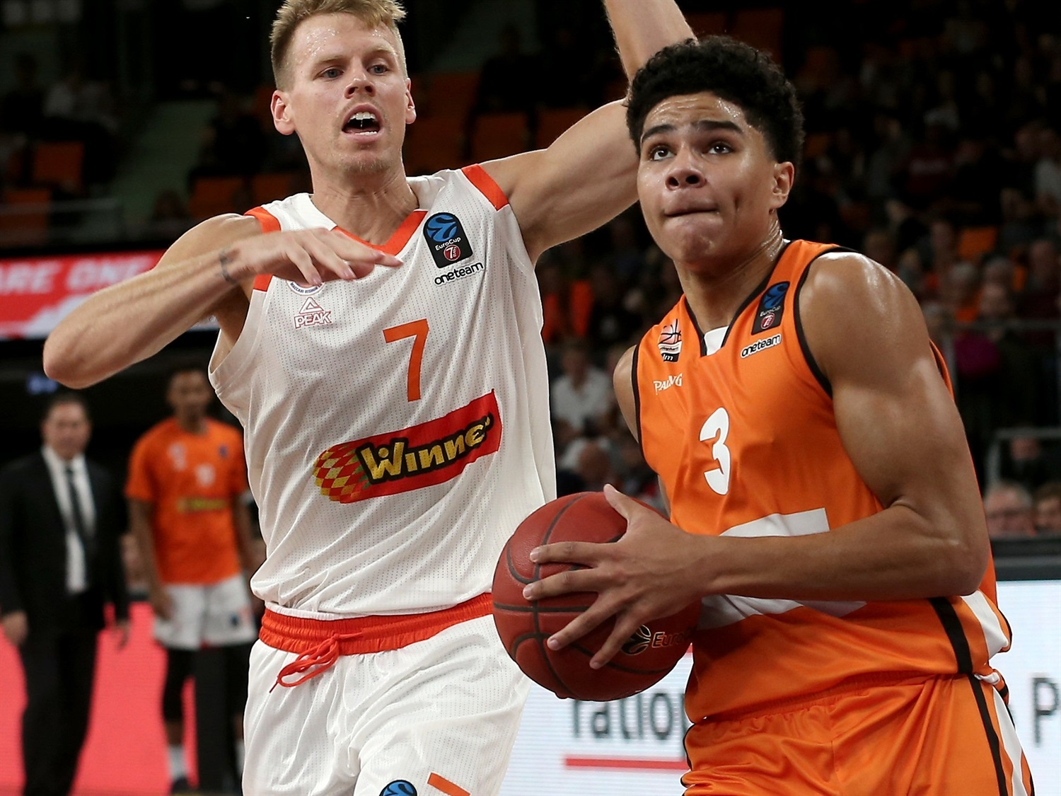 Killian Hayes - ratiopharm Ulm (photo Ulm - Harry Langer) - EC19