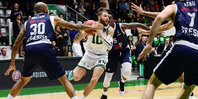 7DAYS EuroCup, Regular Season Round 5: Nanterre 92 vs. Germani Brescia Leonessa