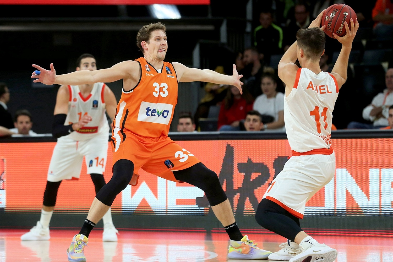 Patrick Heckmann - ratiopharm Ulm (photo Ulm - Harry Langer) - EC19