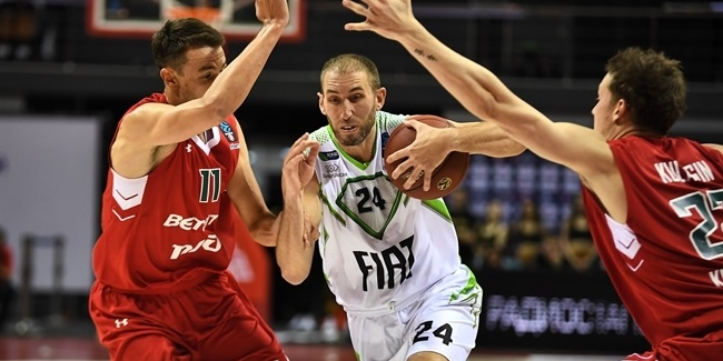 7DAYS EuroCup, Regular Season Round 5: Lokomotiv Kuban Krasnodar vs. Tofas Bursa