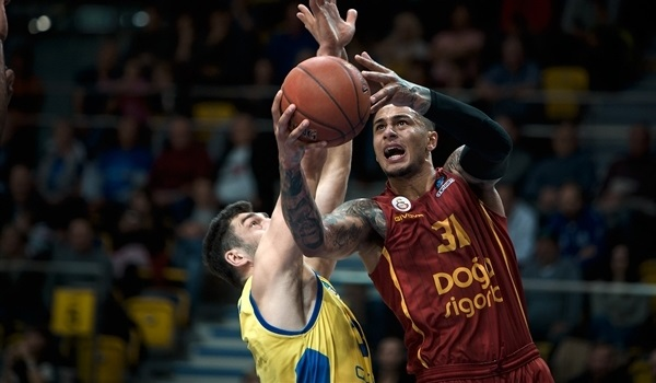 RS05 Report: Galatasaray holds on for road win