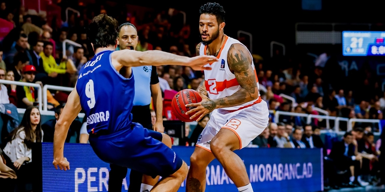 Chris Babb - Promitheas Patras  (Photo Martin Imatge) - EC19