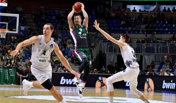 RS05 Report: Unicaja takes comfortable home win against Trento