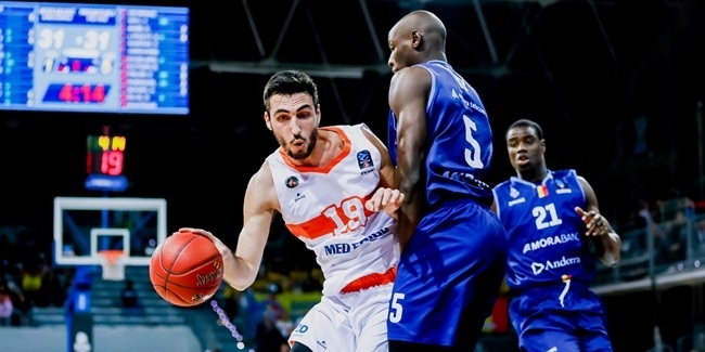 7DAYS EuroCup, Regular Season Round 5: MoraBanc Andorra vs. Promitheas Patras