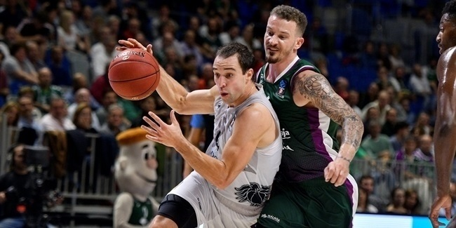 7DAYS EuroCup, Regular Season Round 5: Unicaja Malaga vs. Dolomiti Energia Trento