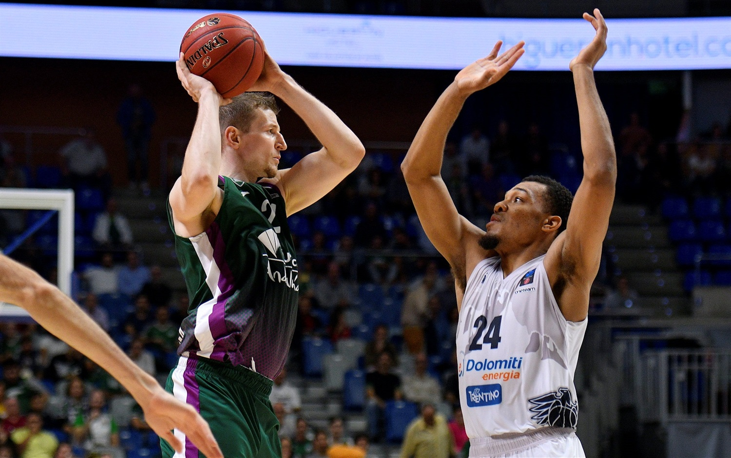 Adam Waczynski - Unicaja Malaga (photo Mariano Pozo - Unicaja) EC19