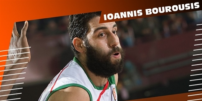 All-Decade Nominee: Ioannis Bourousis