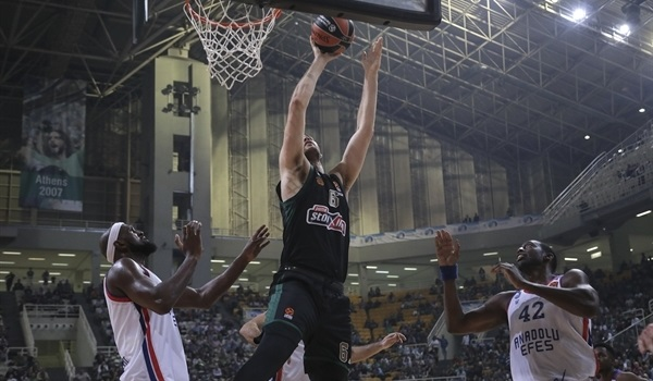 RS06 Report: Second unit lifts Panathinaikos over Efes
