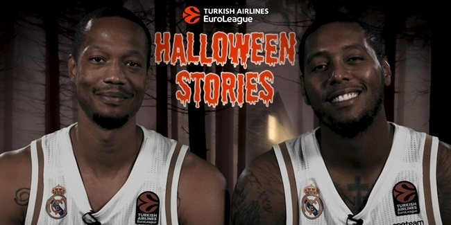 Beware! EuroLeague introduces Halloween theme nights