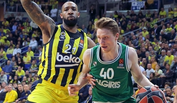 RS06 Report: Zalgiris stuns host Fenerbahce in last minute!