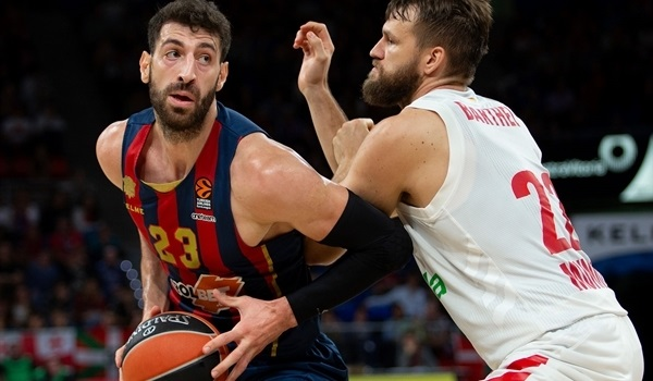 RS06 Report: Baskonia thrashes visiting Bayern, 93-60