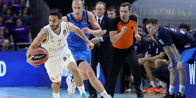 RS Round 6: Real Madrid vs. ALBA Berlin