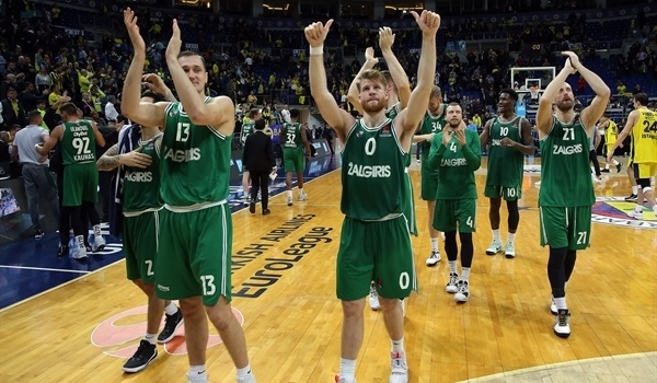 Zalgiris made it possible – again